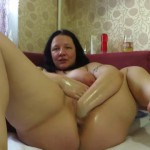 Amateur Mature Mom Pussy Fisting At Home